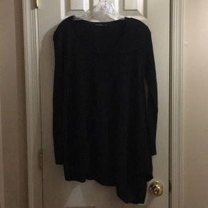 Stella Carakasi black oversized sweater